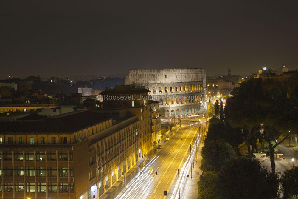 Roman Colosseum 8428