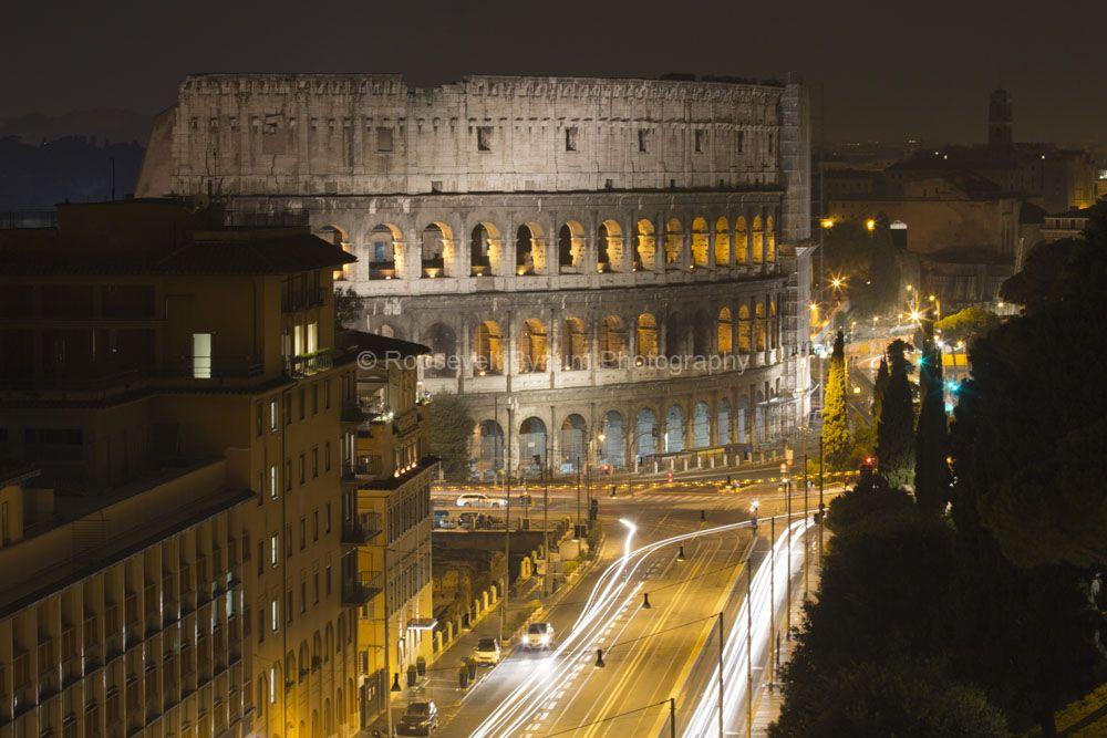 Roman Colosseum 8441