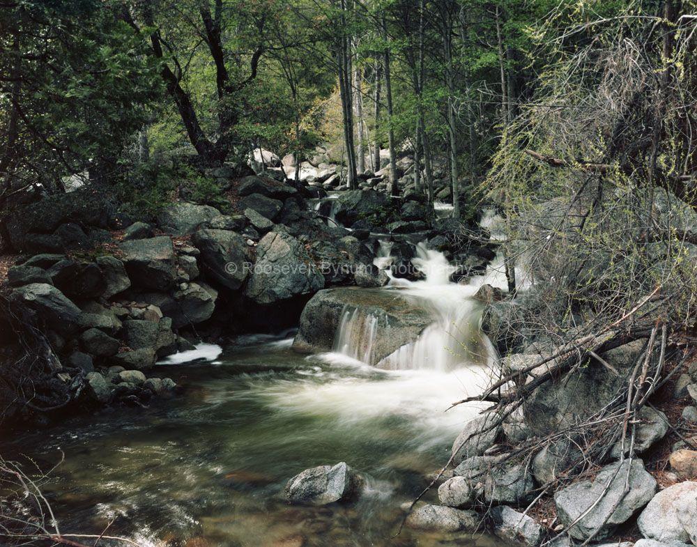 Cascade Stream #  006