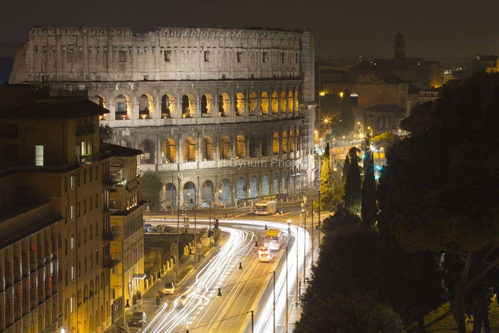 Roman Colosseum 8435