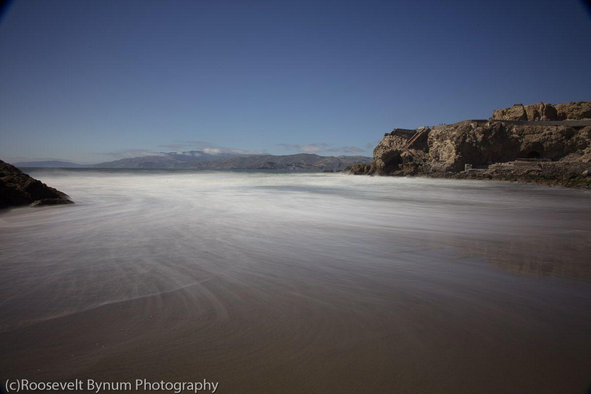Ocean Beach at Sutro Baths