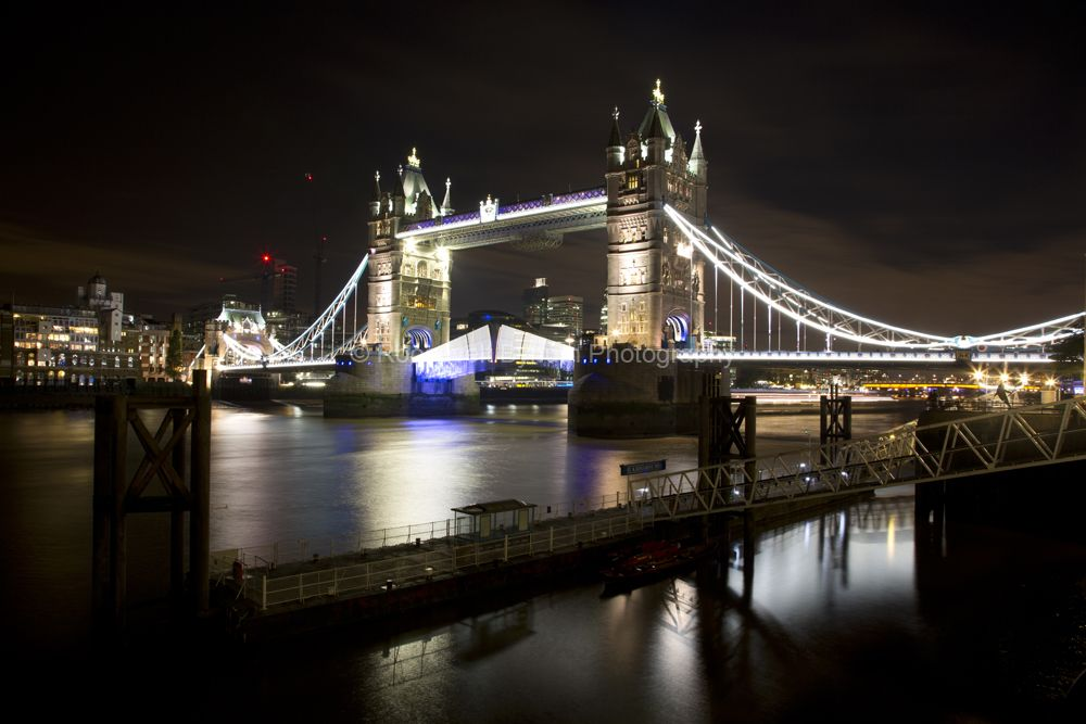 Tower Bridge Closing part  2