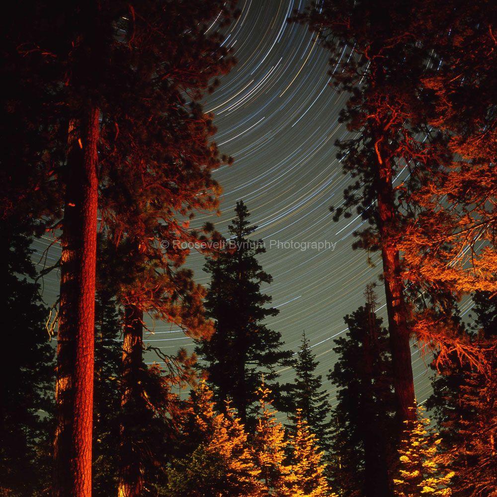 Lassen Star Trails