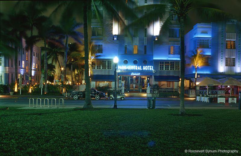Park Central Hotel, South Beach