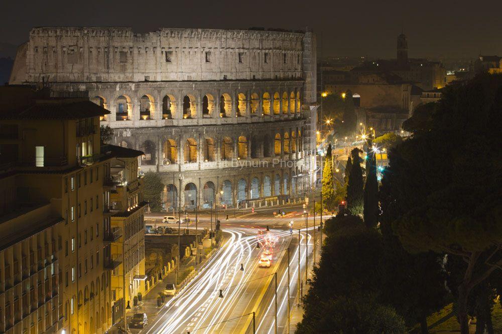 Roman Colosseum 8432