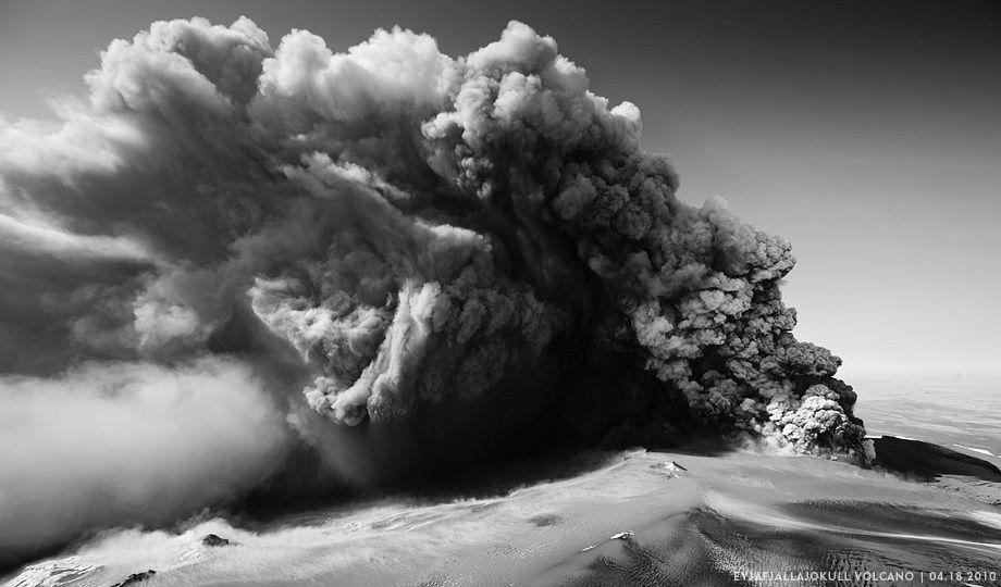 Eyjafjallajökull Volcano Eruption, IcelandEICV0373
