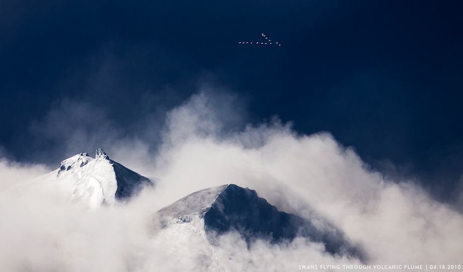 EICV0765Eyjafjallajökull Volcano Eruption,  Hvolsvelli, Iceland