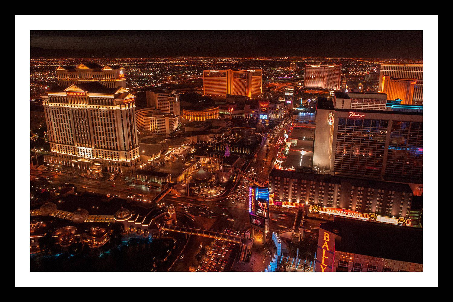 Las Vegas Evening