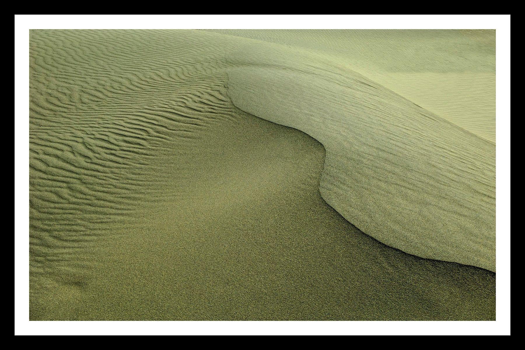 Mesquite Dunes • One