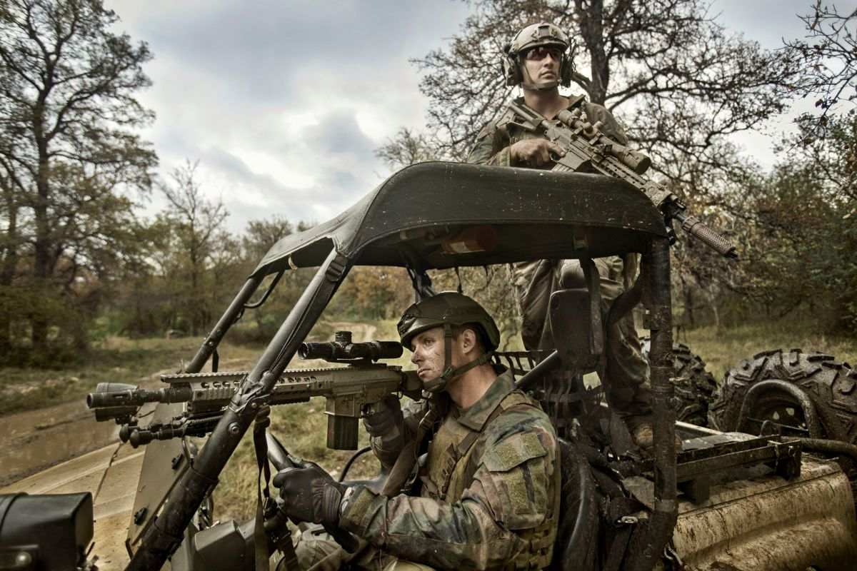 U.S. Special Forces | Vance Jacobs Photography