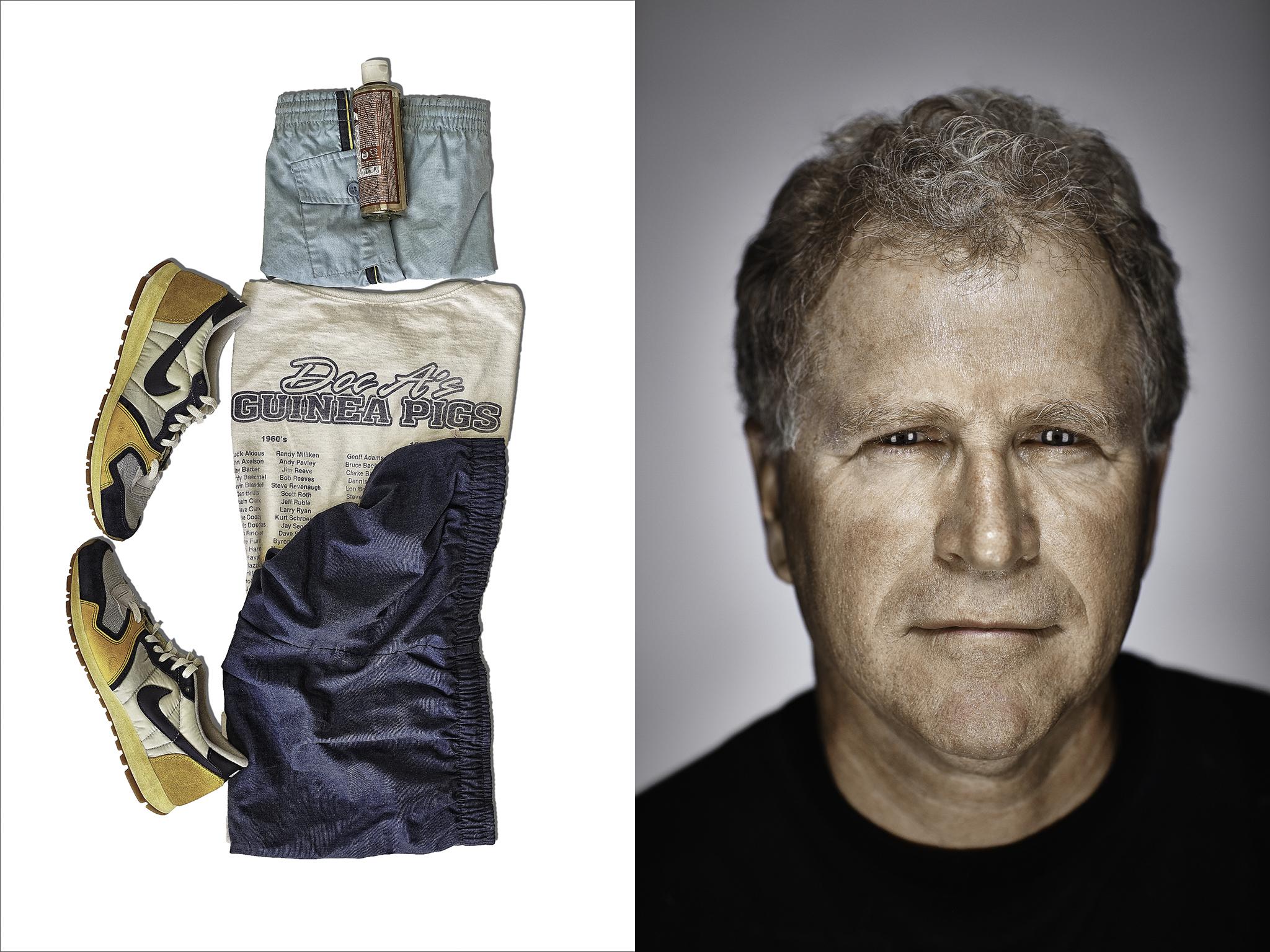 Doug Peck - The Original Ultramarathoner   Vance Jacobs Photographer