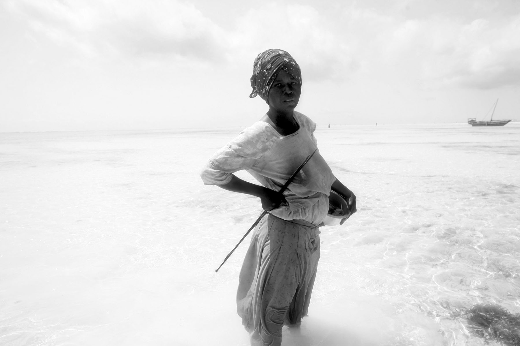 Octopus Hunters of Zanzibar