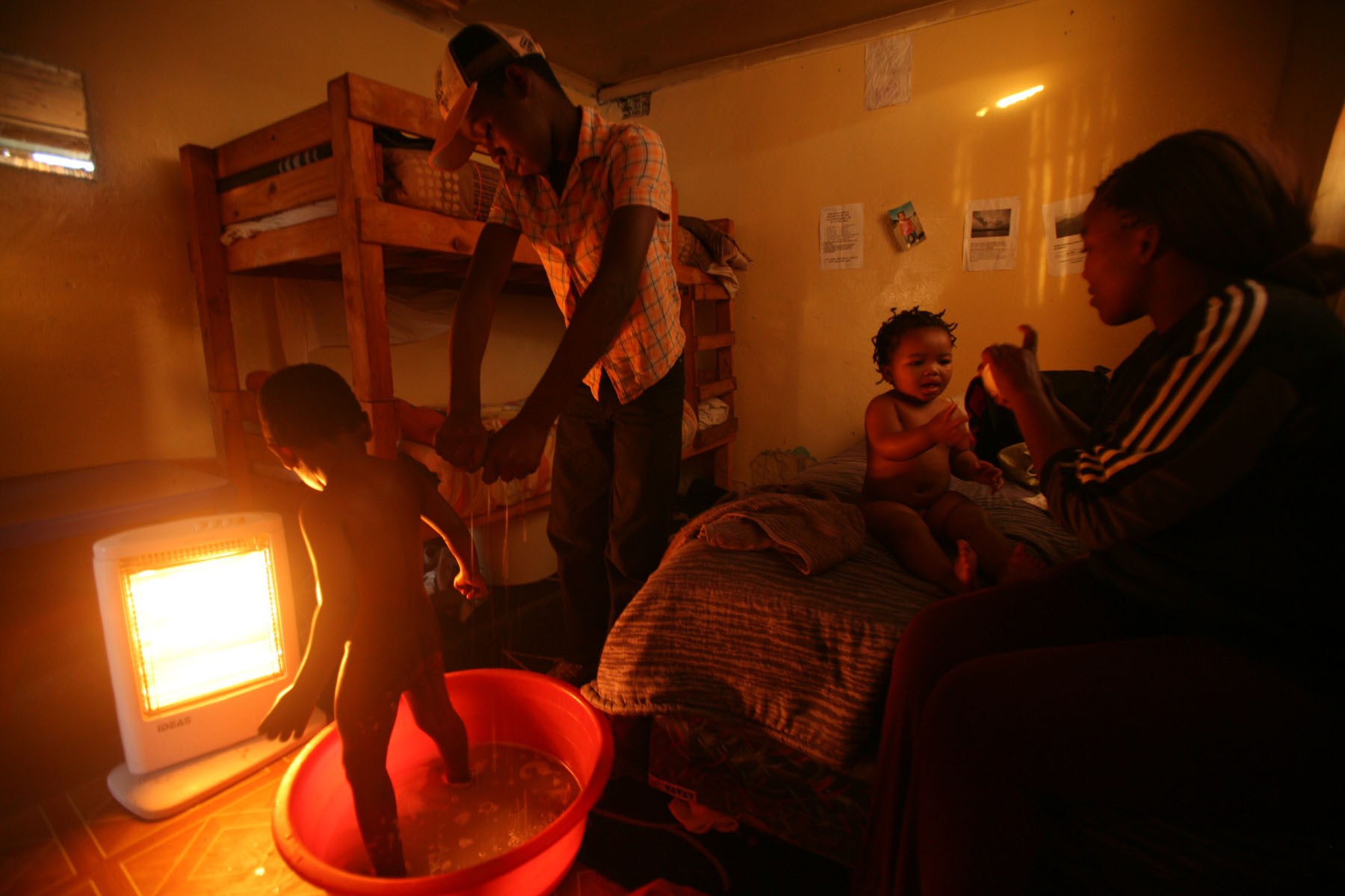 Child-led Household