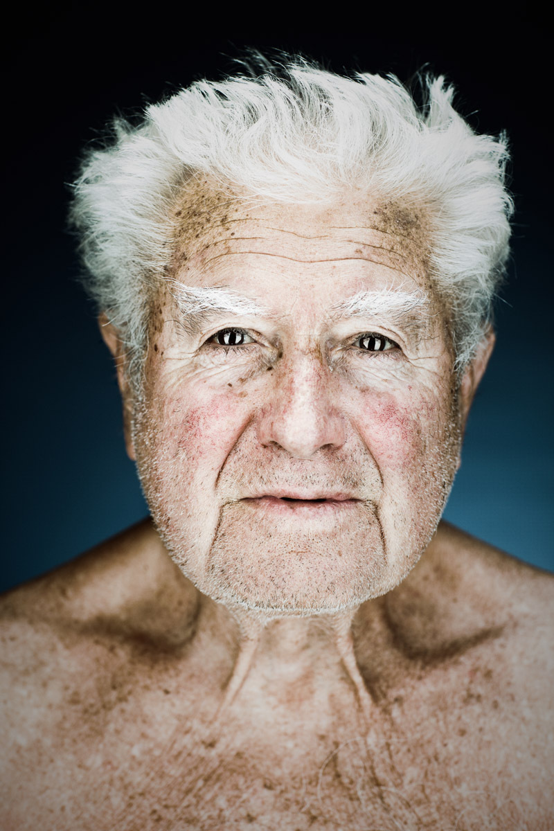 James Vanya, 85 - Dolphin Swim Club   Vance Jacobs Photographer