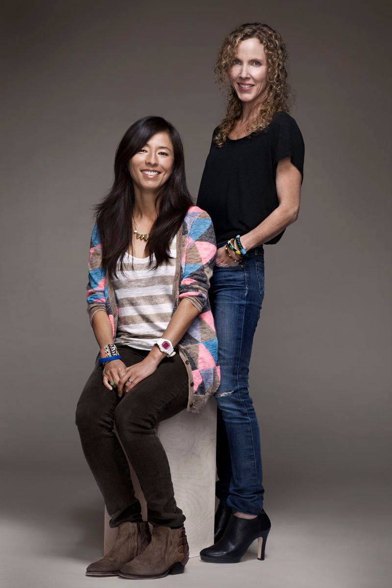 Yoko Senga & Sara Wood - Start-up Managers, Moms & Entrepreneurs | Vance Jacobs Photographer