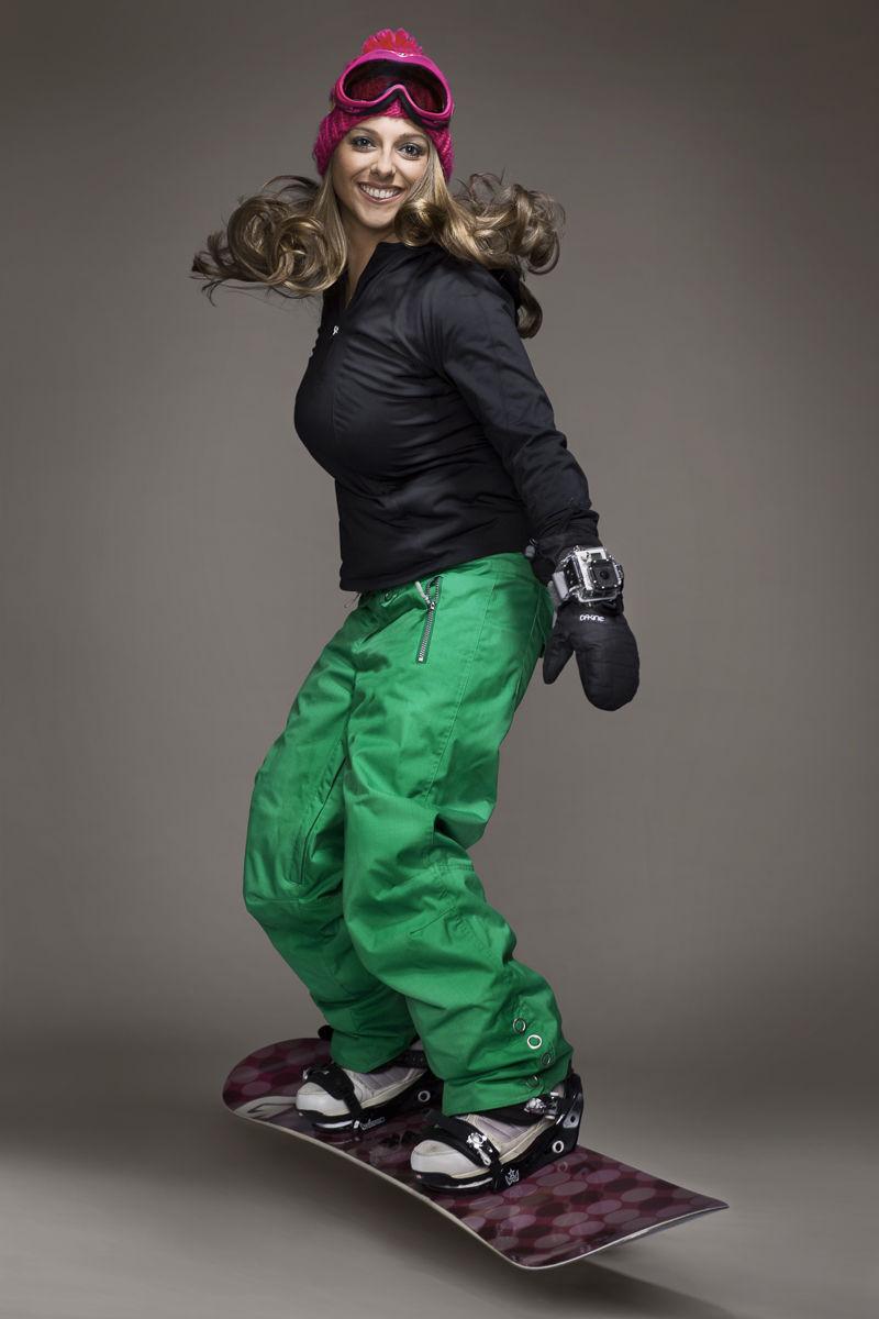 Michelle Lipira - GoPro Designer & Weekend Warrior   Vance Jacobs Photographer