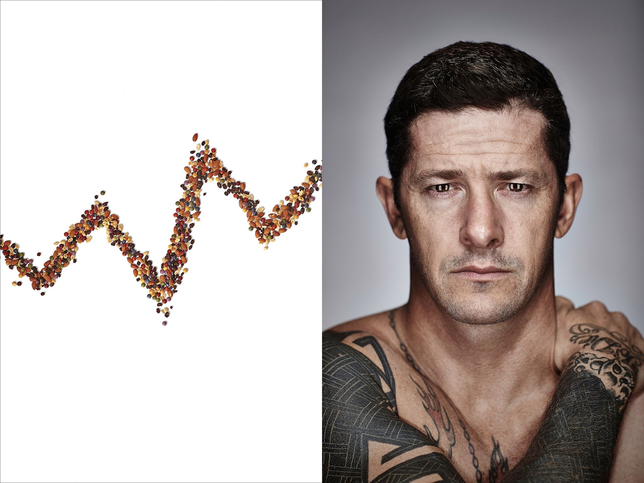 Brian MacKenzie - CrossFit Endurance Founder | Vance Jacobs Photography