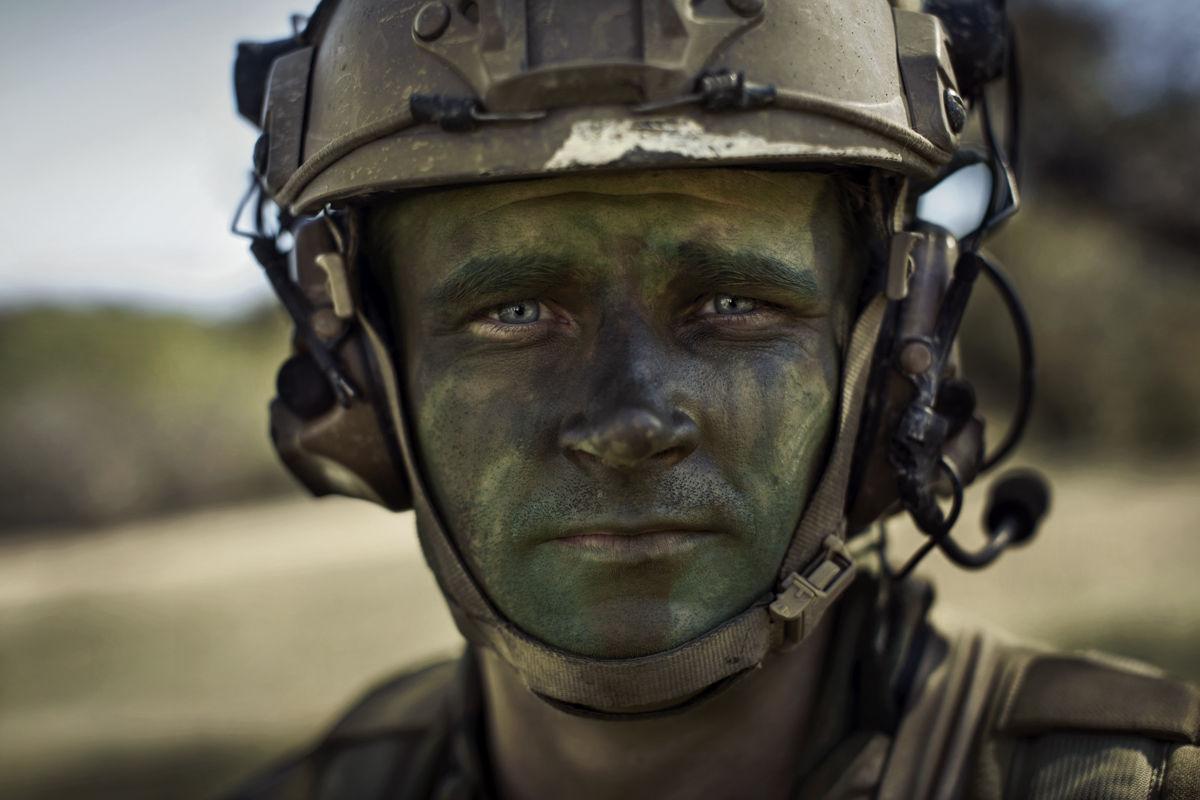 Marine Raider Sniper Training