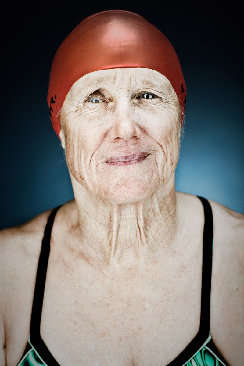Sue Garfield  - SF Dolphin Club Member | Vance Jacobs Photographer