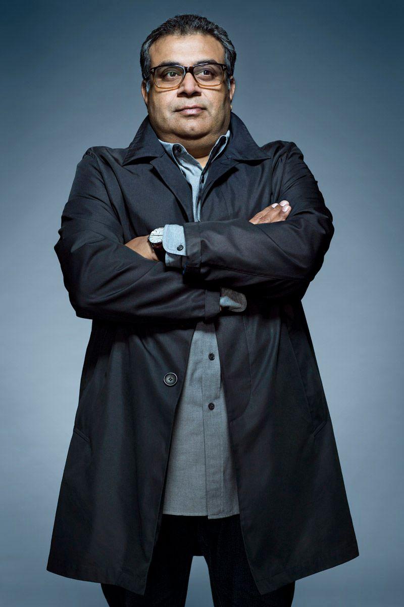 Om Malik - GIGAOM | Vance Jacobs Photographer