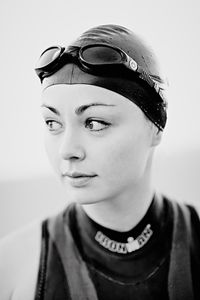 Michelle Kelly - Collegiate Swimmer | Vance Jacobs Photographer