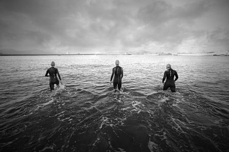 Escape From Alcatraz  Triathlon | Vance Jacobs Photographer