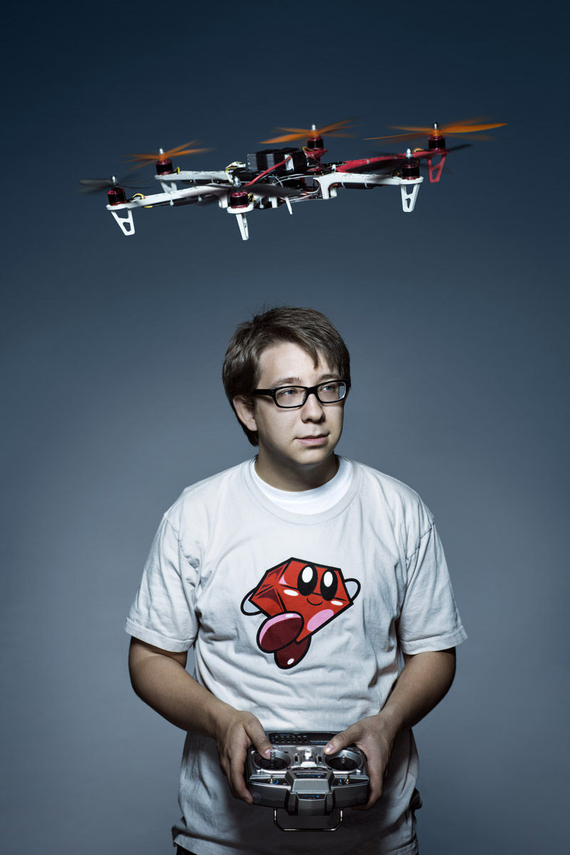 Ryan Rix - Software Engineer & Multicopter Enthusiast  | Vance Jacobs Photographer