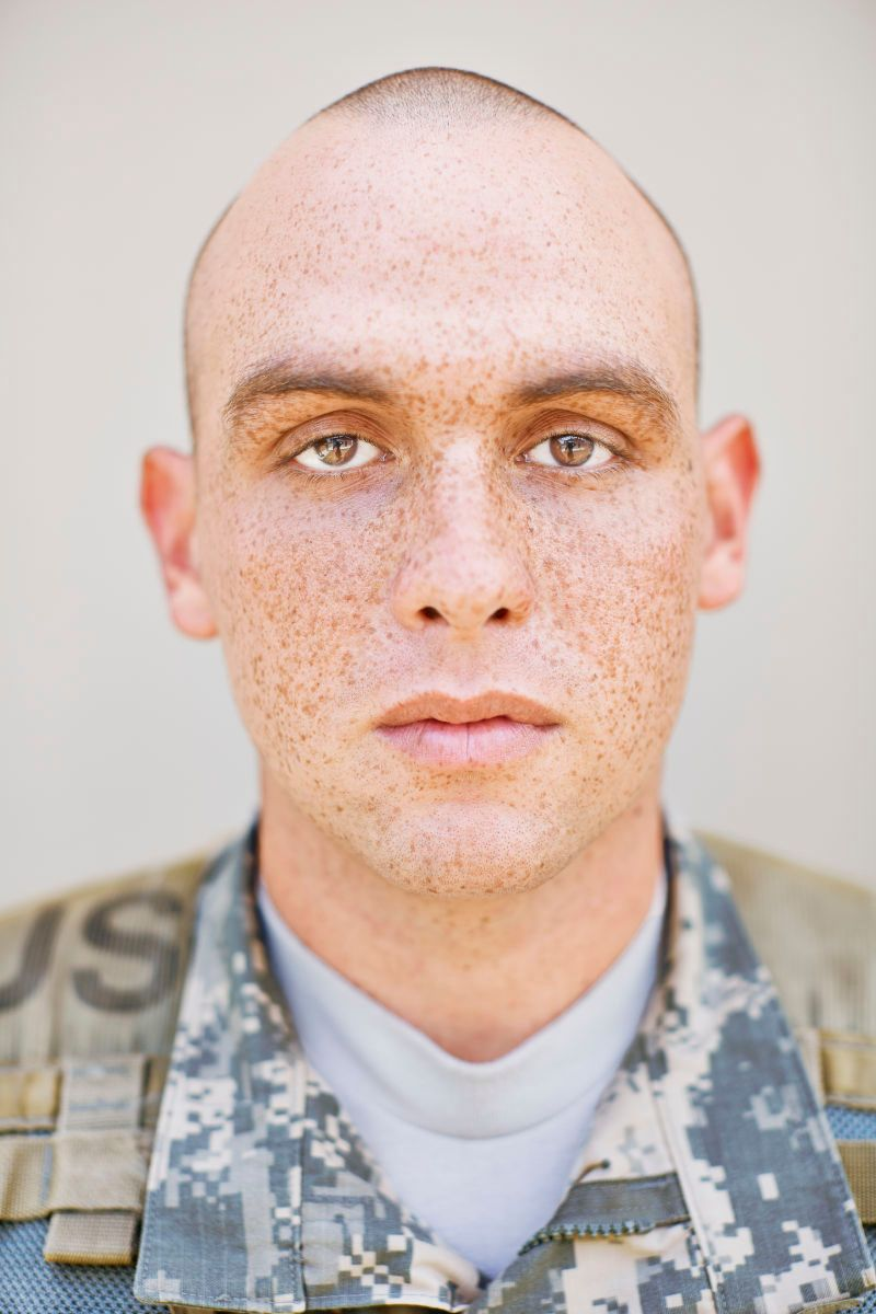 Army National Guard Recruits | Vance Jacobs Photographer