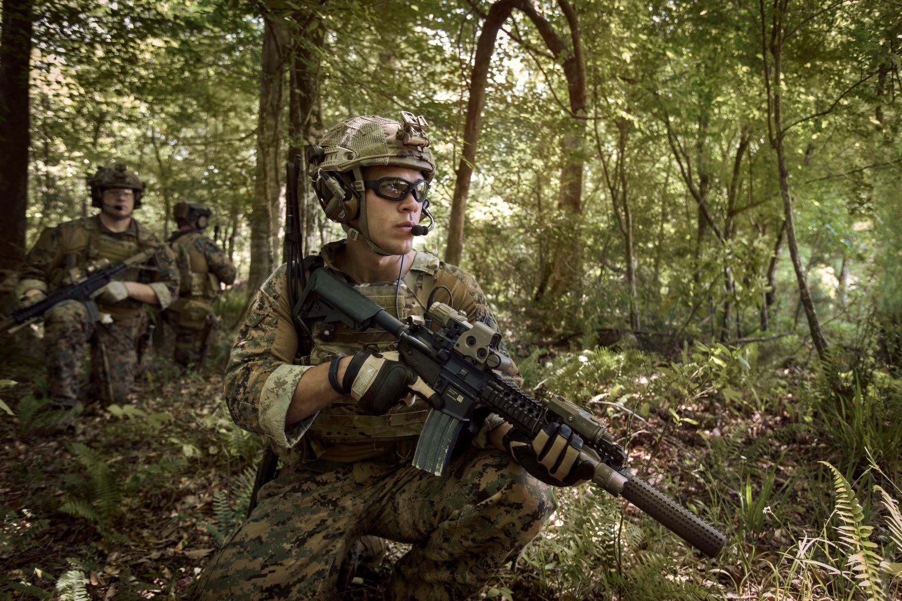 MARSOC (United States Marine Corps Forces Special Operations) | Vance Jacobs Photographer