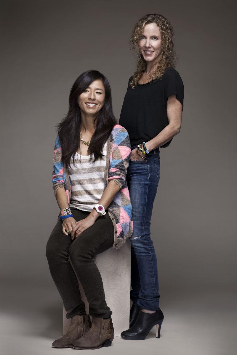 Yoko Senga & Sara Wood - Start-up Managers, Moms & Entrepreneurs   Vance Jacobs Photographer