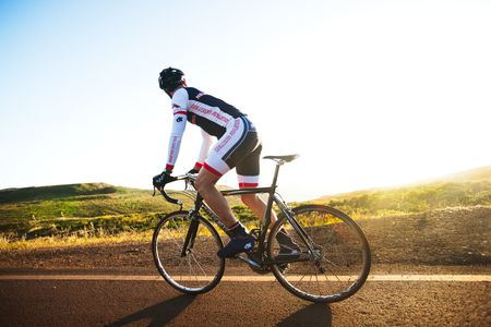 Nate Helming - Road Bikes & Back Roads Marin County Style | Vance Jacobs Photography