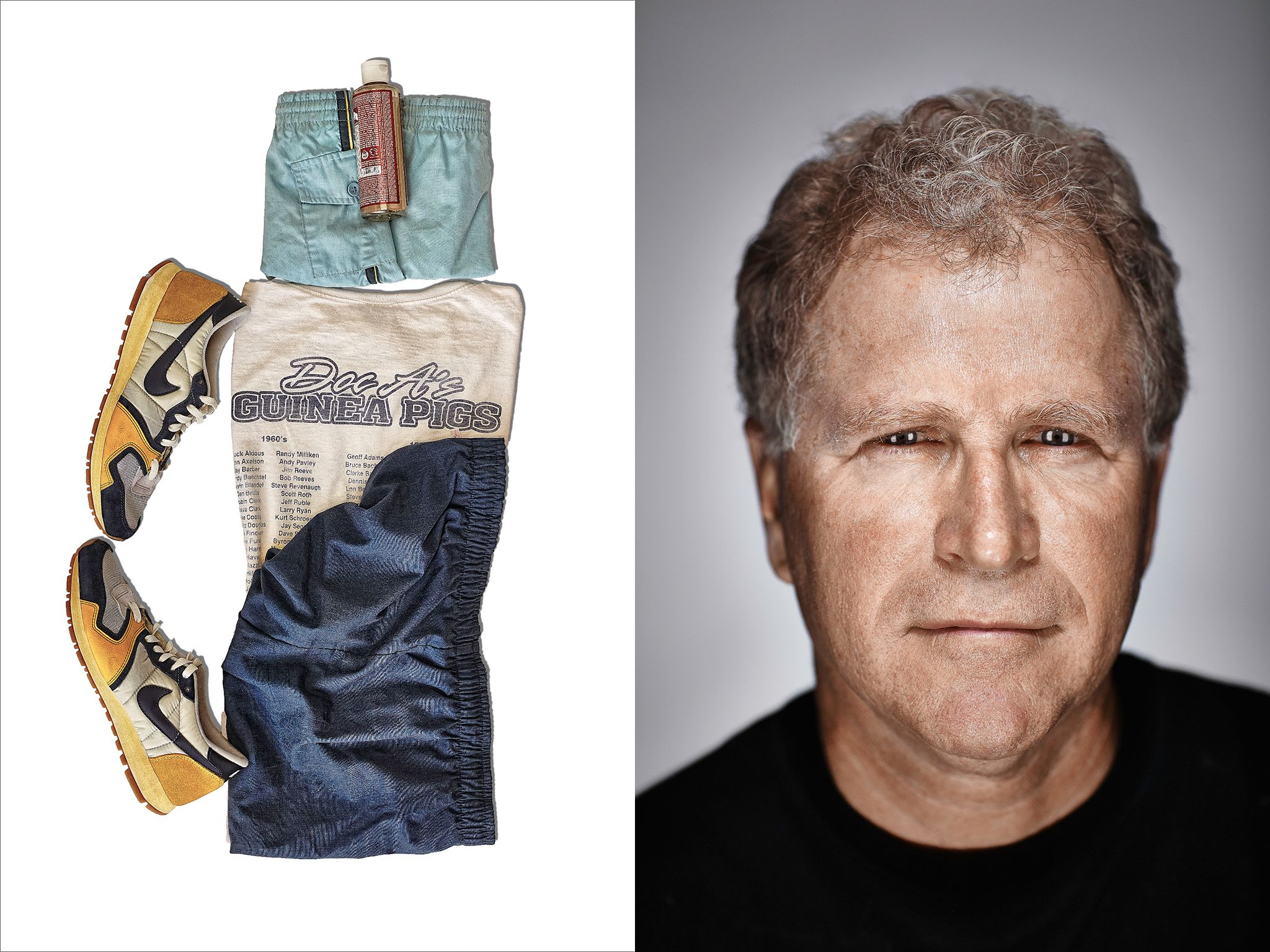 Doug Peck - The Original Ultramarathoner | Vance Jacobs Photographer