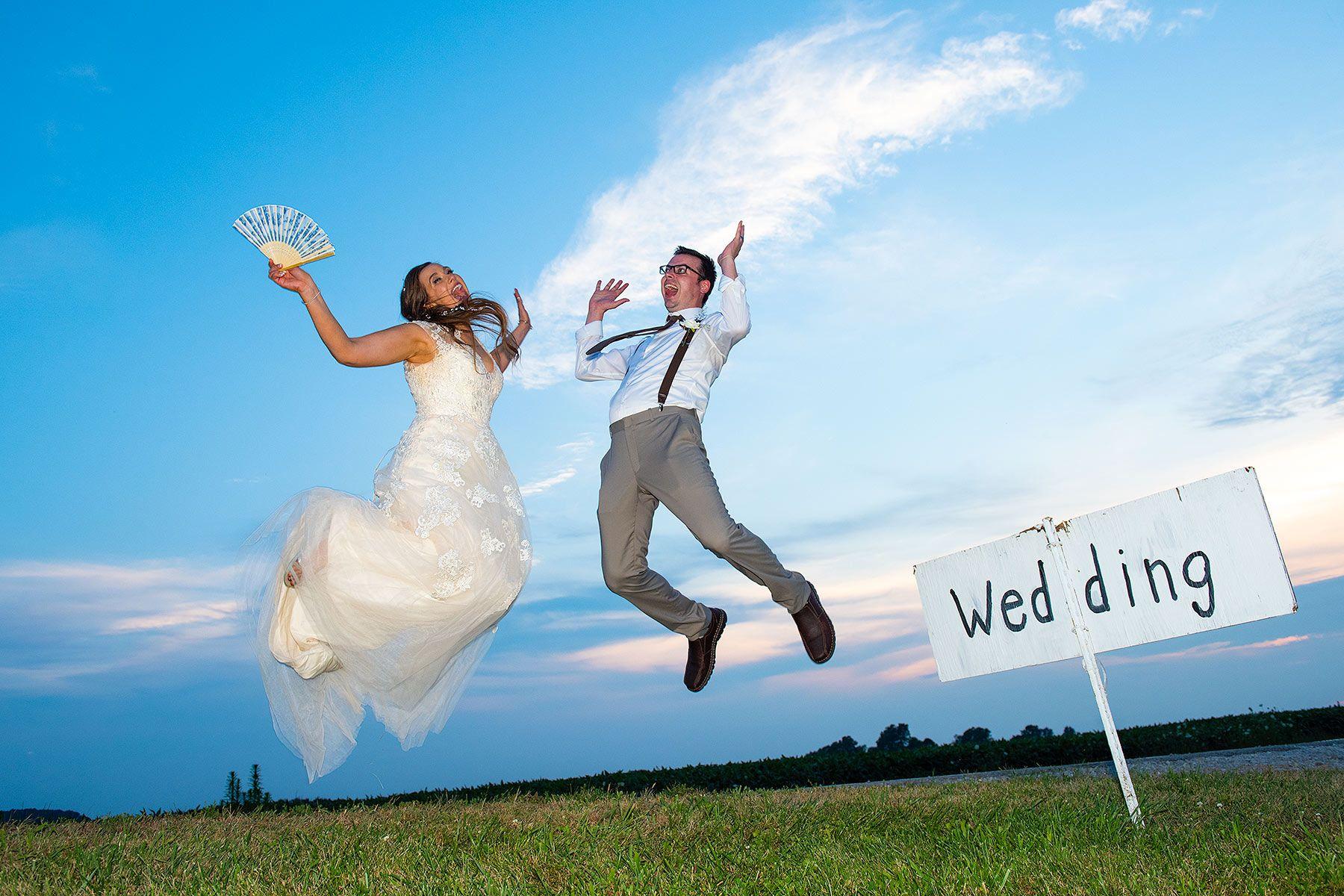 Couple's Delight Takes Flight