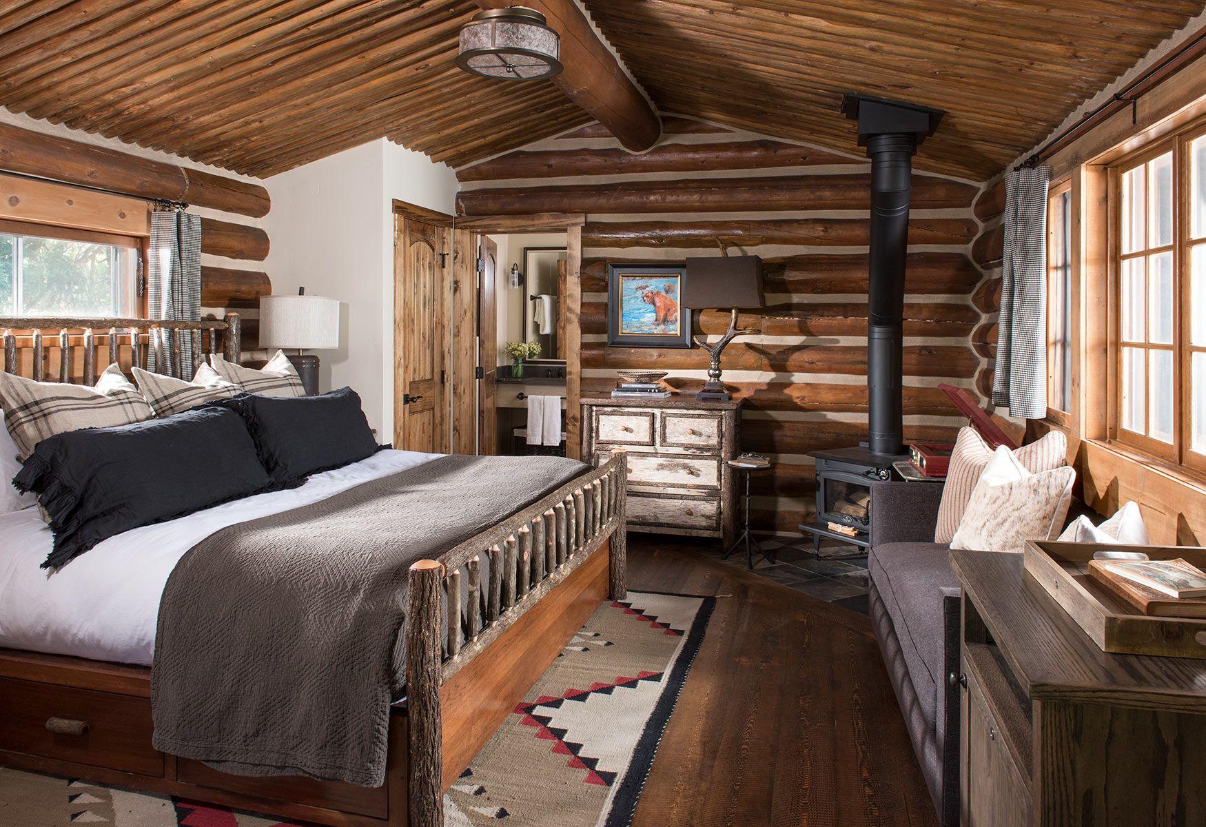 Remodeled 1940's Cabin
