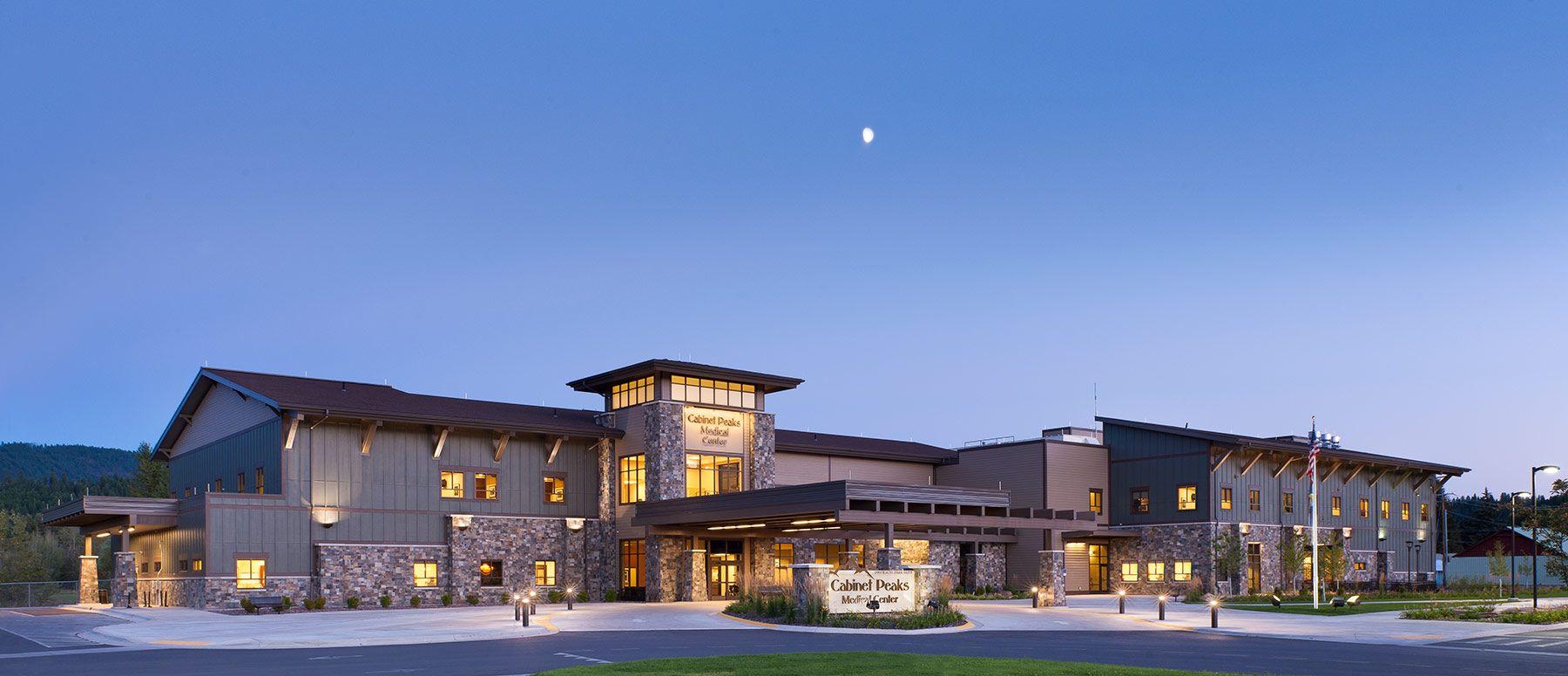 Cabinet Peaks Hospital, Libby, MT