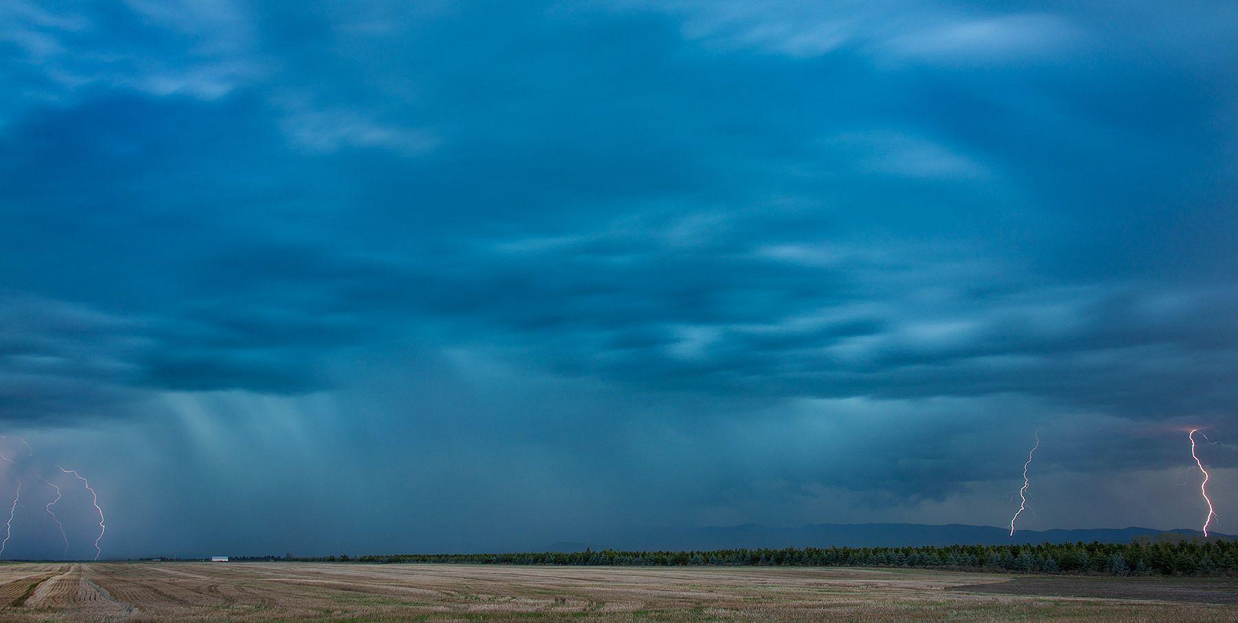 Lucky Strikes.  Flathead Valley, MT