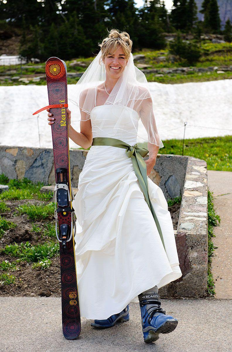 Ski Bride