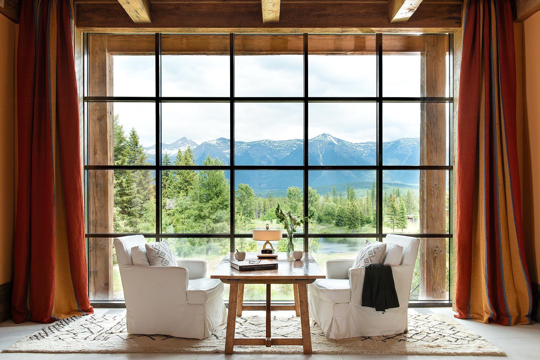 View As Art, Swan Valley, MT