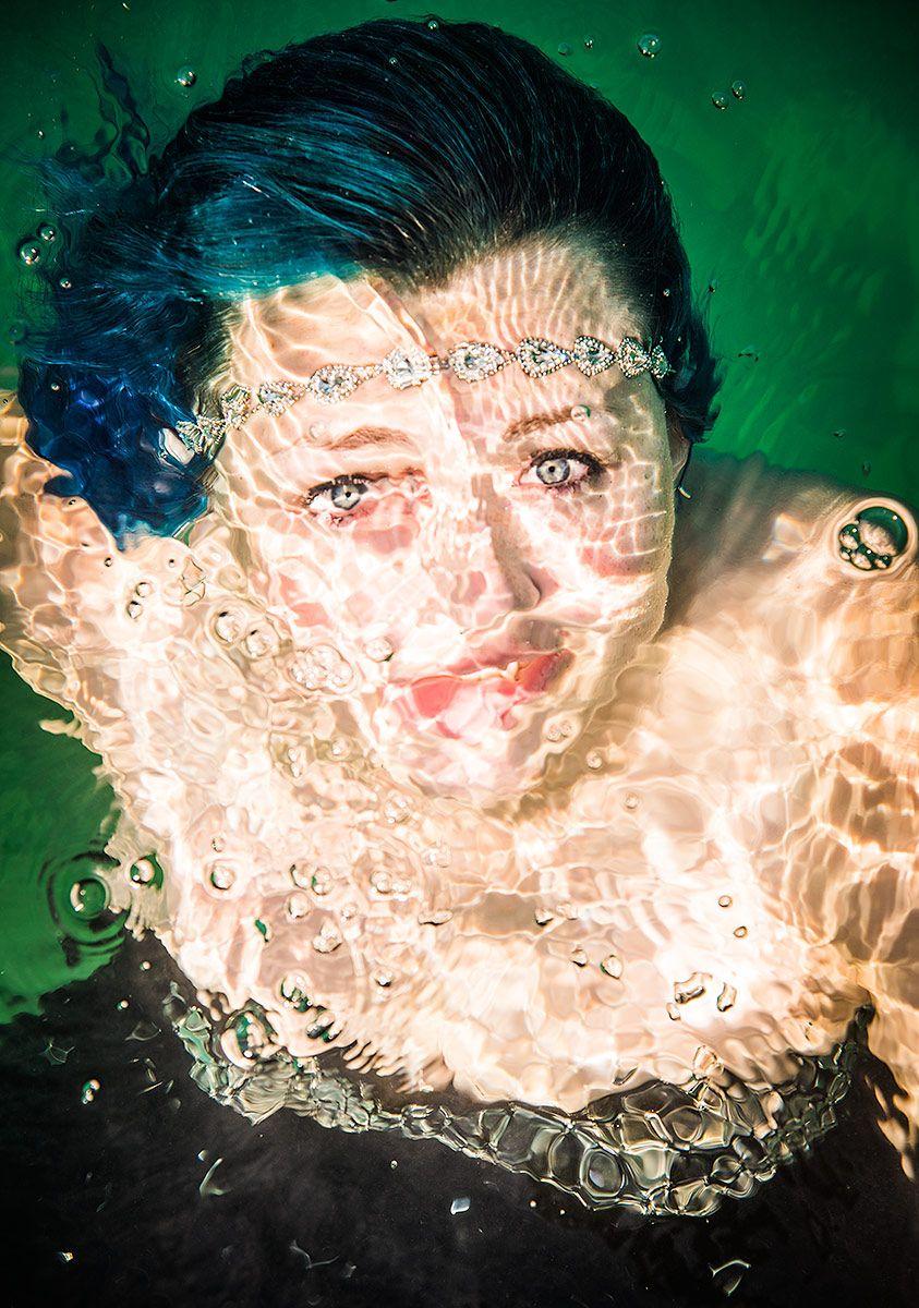 Hannah Under Water