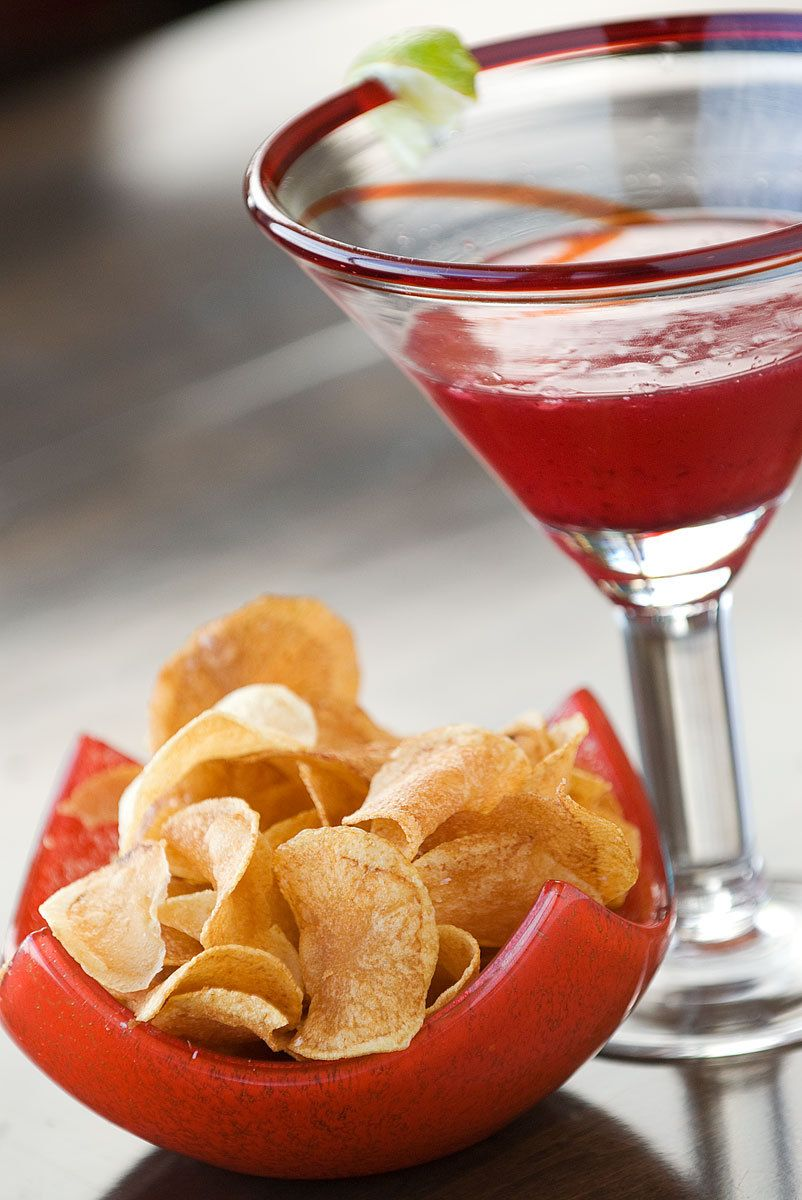 Handmade Sprits and Housemade Chips