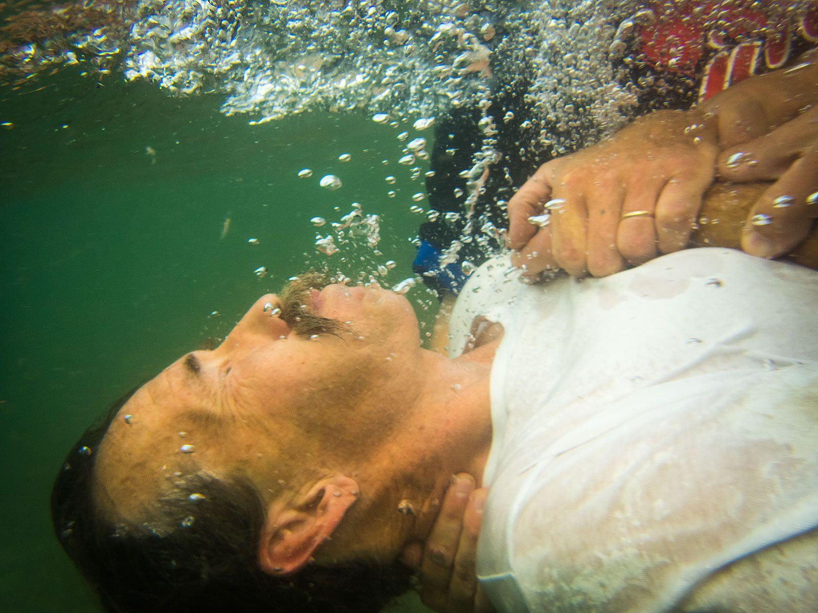 Baptismal Splash