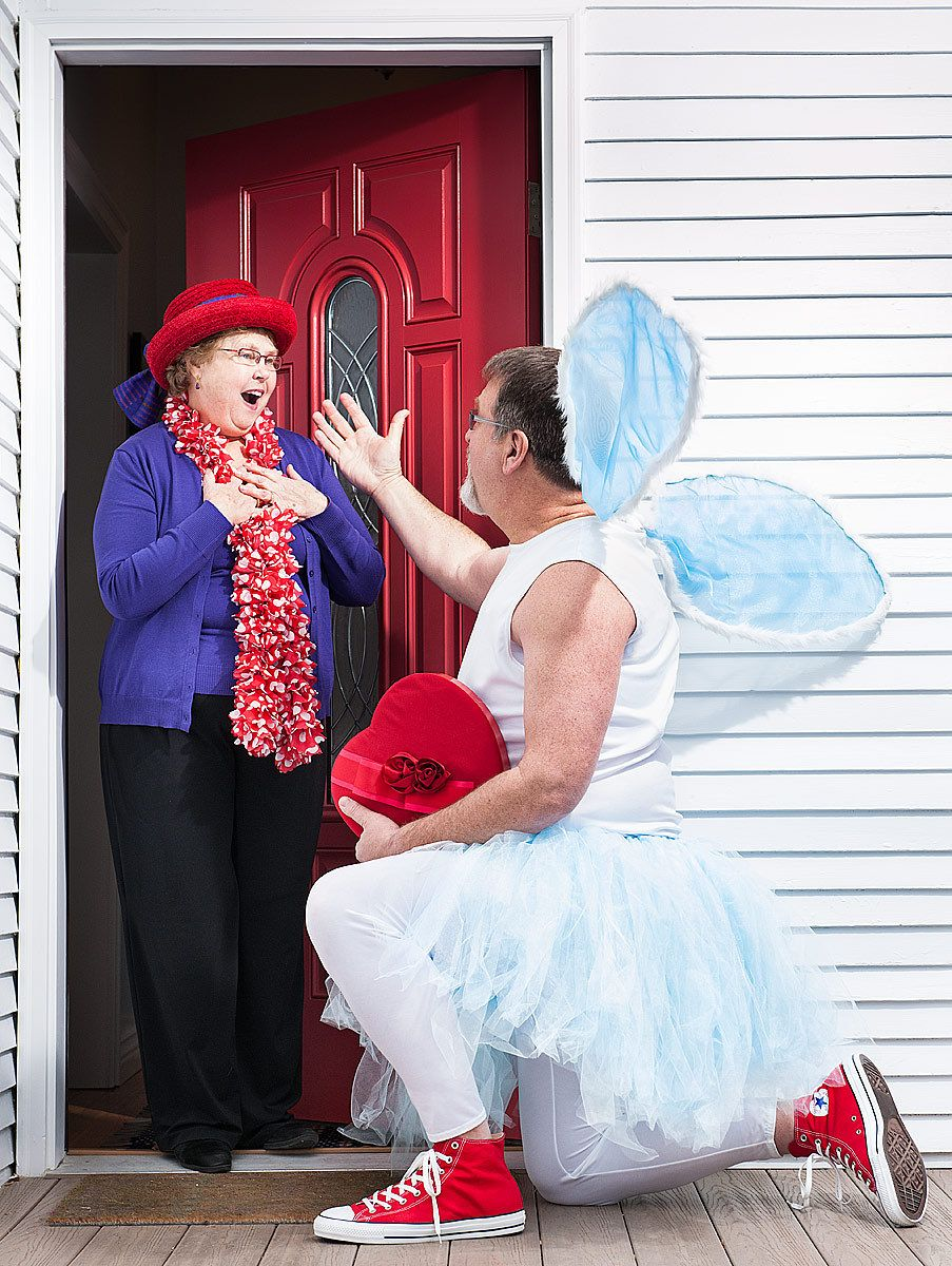 The Tooth Fairy's Singing Telegram Gig