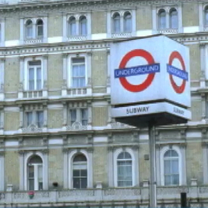 American Express | London Underground