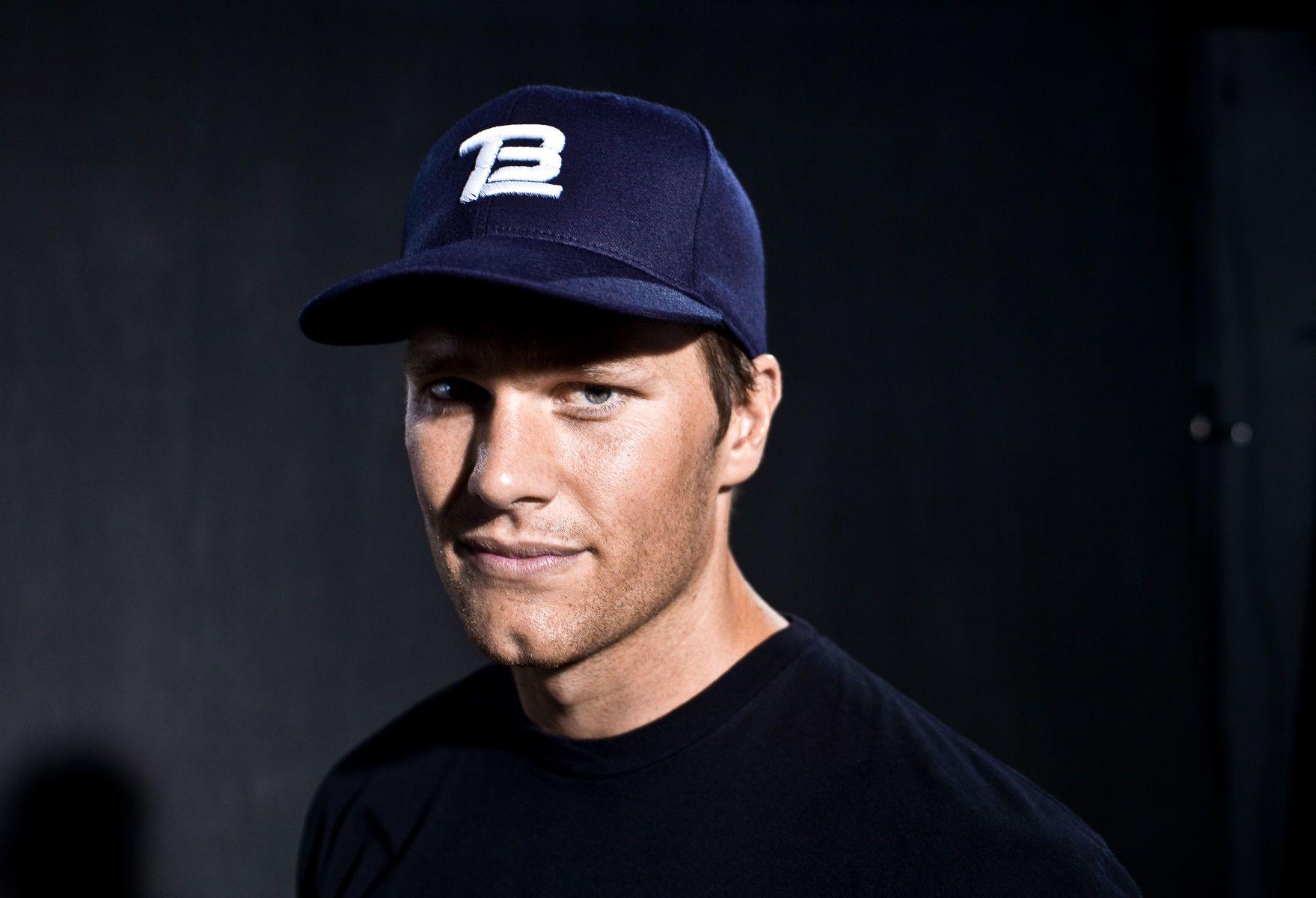 Tom Brady, quarterback for the New England Patriots