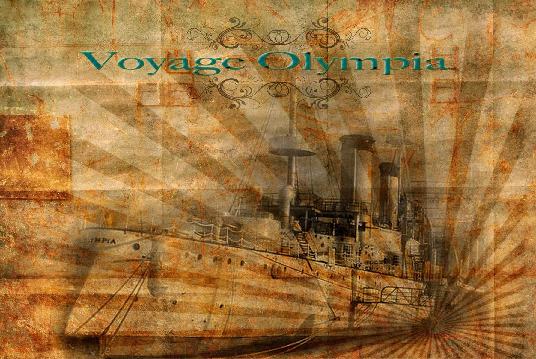 Historic Olympia Ship