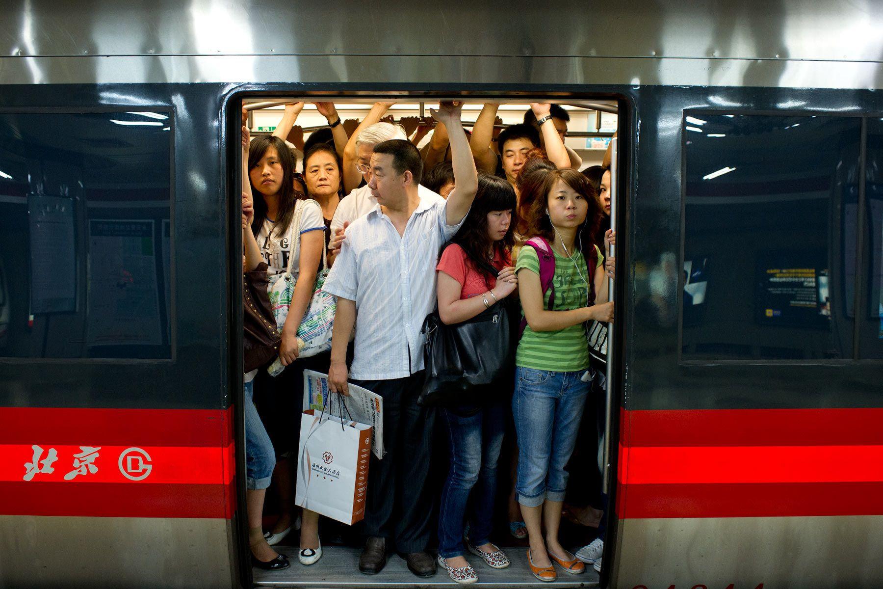 Full Subway in China