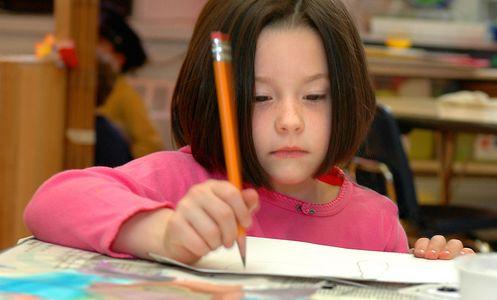 Nursery School Art Class
