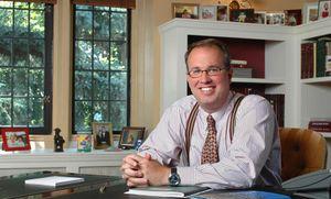 Dr. Thomas M. Kelly, Head of School - Horace Mann School