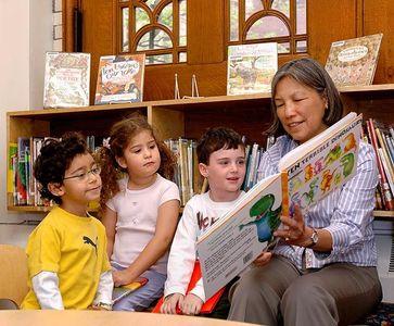 Patricia Zuroski, Head of Nursery Division - Horace Mann School