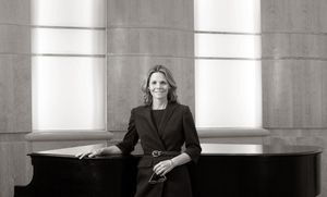 Kirsten Morgan, Executive Director of the Diller-Quaile School of Music